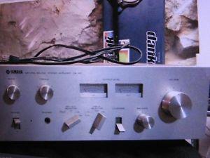 Wanted: yamaha stereo amp. parts