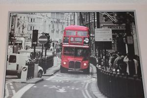 for sale Large wall art picture of London size 140x100 cm