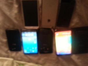 note3 s4 LG g3 iPhone6 and 5 others