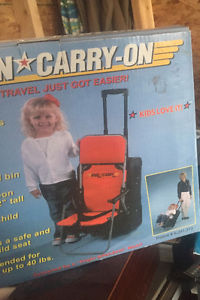 ride on carry on kids travel seat