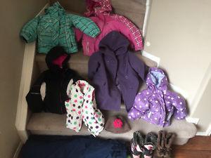 zara,old navy,columbia,crush coats pants & crochets hat