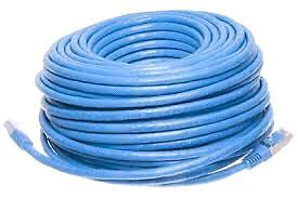 100ft long Ethernet Cable cat5e_New