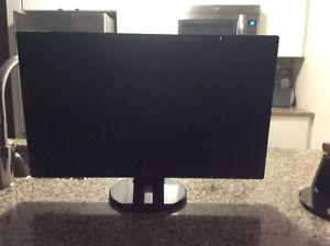 27.8 Inch Asus Widescreen Monitor