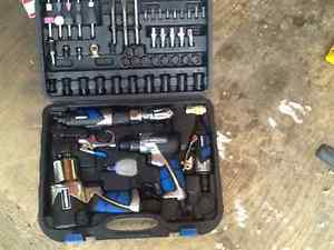 Air Tool Set - Brand New, Never Used