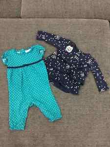 Baby Girl Clothes...