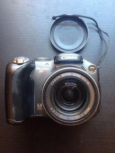 Canon PowerShot S3 IS & Case