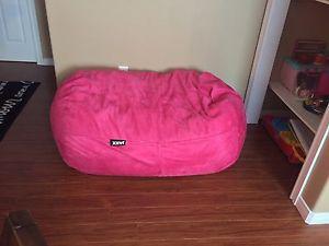 Hot Pink Bean Bag Chair