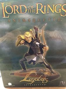 Lord of the Rings Legolas Animaquette