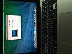Mid  Macbook Pro I5 trade for Surface Pro 4