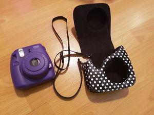 Mini 8 camera with case