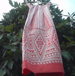 New Banana Republic 100% Silk Geometric Twist Back Dress XS
