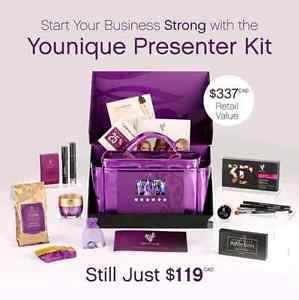 New Younique presenter kit