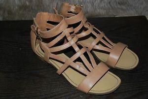 Nine West leather sandals - size 8. Like new