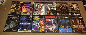PS2 - 12 good games and 2 Kingdom Hearts Game Guides