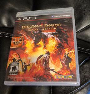 Ps3/Ps2 Games - Killzone 2, RE6, Dragon's Dogma, Ico, BR2