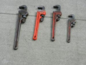 Rigid Pipe Wrenches