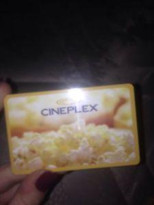 how to get a cineplex card