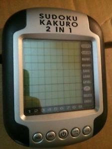 Sudoku Kakuro 2 in 1