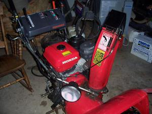 Wanted: WANTED HONDA HS Hydro Design Snowblower AS IS or For