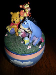 Winnie the Pooh Music Box Ornament