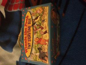 Winnie the Pooh mini box set