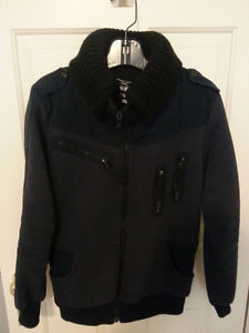 Abercrombie & Fitch, Zara, J.lindeberg jackets and shirt