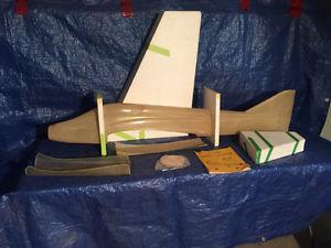 Aero Composite - Radio Control EU-1A Pattern Kit