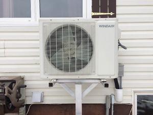 BTU Windair Air To Air Heat Pump