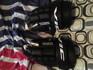 Brand new pair Vic hockey gloves