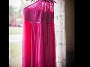 Bridesmaid dress/ prom dress