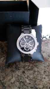 DKNY ladies Black Watch