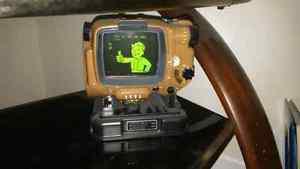 Fallout Pip Boy.