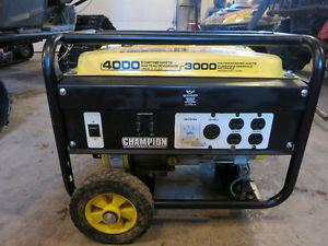 Gas Generator Champion for Sale