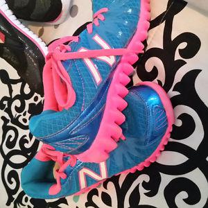 Girls Sneakers - size 5 and size 1