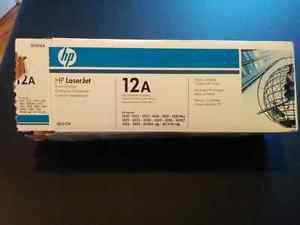 HP 12A Laser Jet Print Cartridge