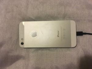 IPhone 5 for sell Good condition.