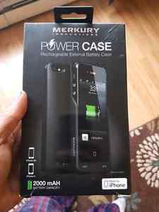 IPhone 5 or 5s power case