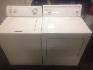 Inglis Super Capacity Heavy Duty Washer & Kenmore Heavy Duty