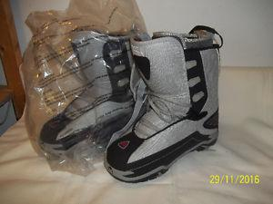 "Men's Snowboard Boots Sizes 7 (Four Pairs) ""NEW"""