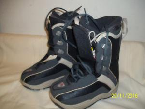 "Men's Snowboard Boots Sizes 8 & 8½ (Seven Pairs) ""NEW"""