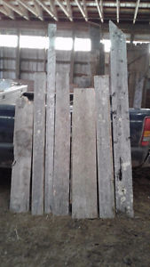 Reclaimed Barn Boards Brown Board Mantle Beams