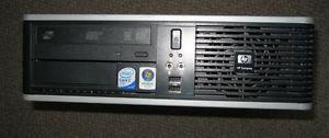 SALE*3Ghz dual core 4GB DP/VGA HP desktop computer only