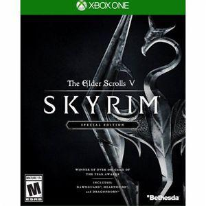 Skyrim Special Edition Xbox One