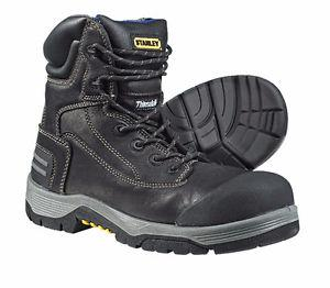 Stanley Men's 8-in CSA Work Boots size 12 brand new