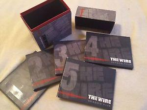 The Wire,complete Boxed series, 5 seasons