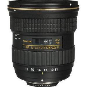 Tokina AT-X 116 PRO DX-II mm f/2.8 Lens for Nikon F,