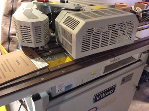 Vitap Quartz Hot Air Automatic Edgebander (used)