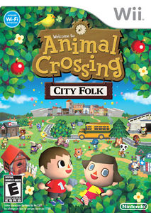 Wanted: Looking for Animal Crossing City Folk for Wii