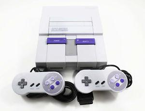 Wanted: Super Nintendo (SNES) with games