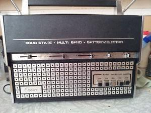 i have a solid state multi band radio am cb sw fm vhf and